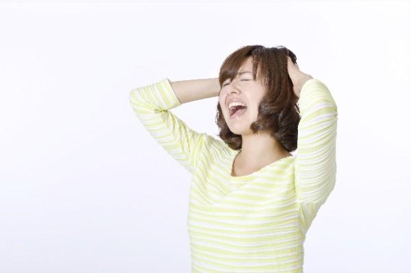 不妊の原因「ストレス」
