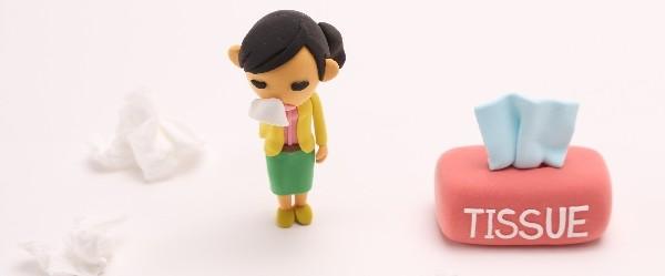 妊活中の花粉症対策