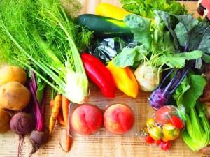 妊活中におすすめの赤い食べ物、黒い食べ物