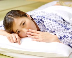 妊娠初期症状の不眠