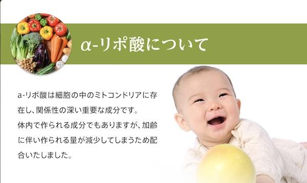 妊活中の女性に必要なαーリポ酸